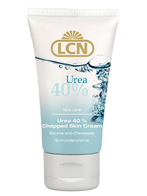 LCN Urea 40% Chapped Skin Cream Review