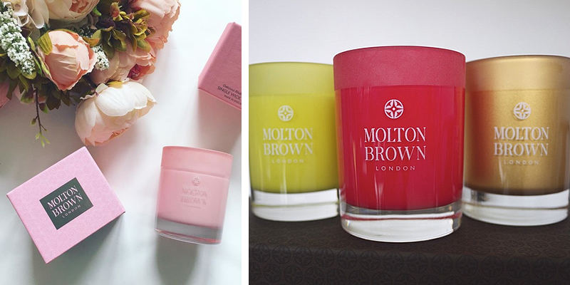 Molton Brown Scented Candles Review