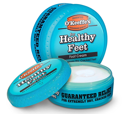 O'Keeffe's Healthy Feet Foot Cream Review