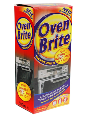 Oven Brite Oven Cleaning Kit Review