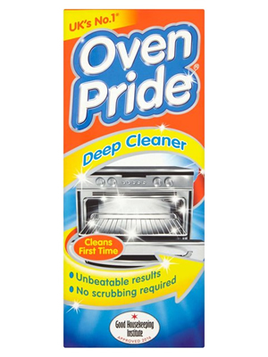Oven Pride Complete Oven Cleaning Kit Review