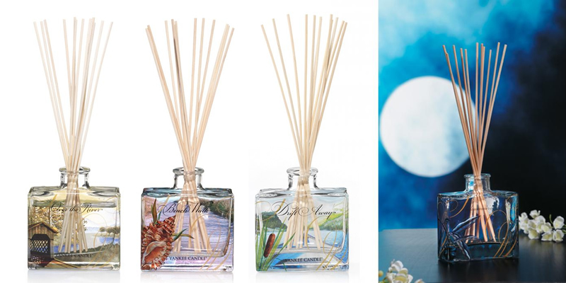 Yankee Candle Signature Reed Diffusers Review