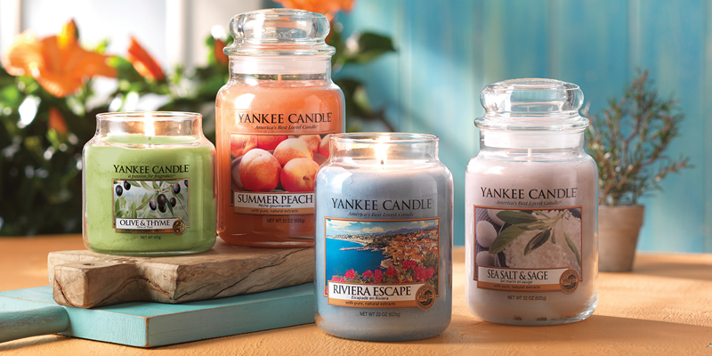Yankee Candle Jar Scented Candles Review