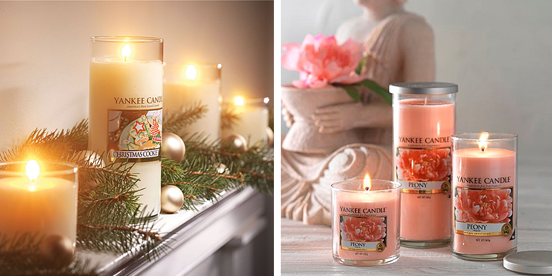 Yankee Candle Décor Pillar Scented Candles Review