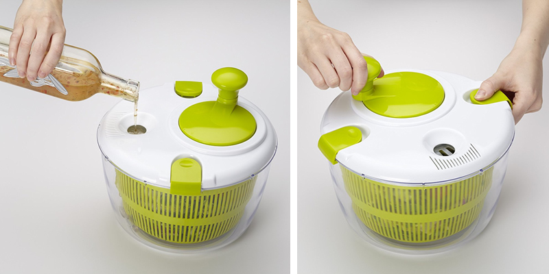 KitchenCraft Salad Spinner Review