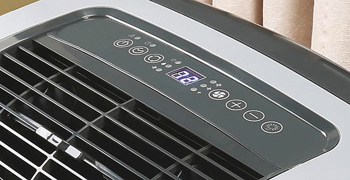 Portable Air Conditioner Controls