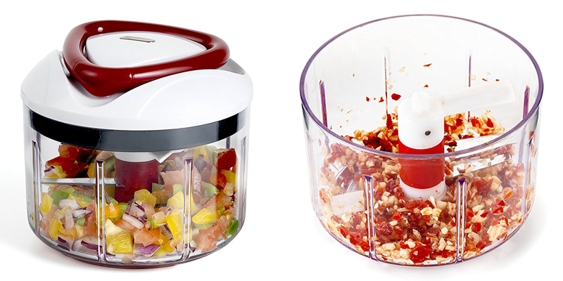 Zyliss EasyPull Manual Food Processor Review