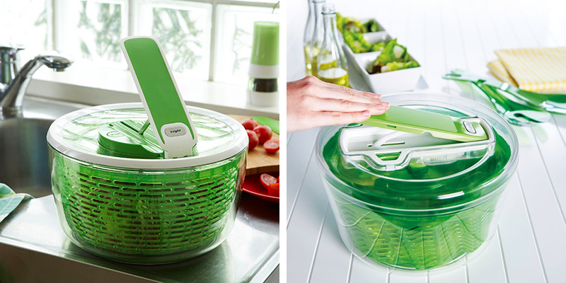 Zyliss Swift Dry Salad Spinner Review