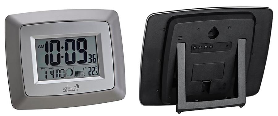 Acctim Lancia Digital Wall Clock