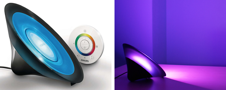 Philips Living Colours Aura Colour Changing Mood Light