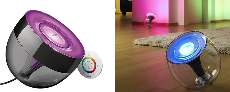 Philips Living Colours Iris Colour Changing Mood Light