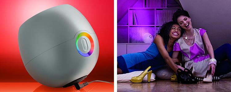 Philips Living Colours Mini Colour Changing Mood Light