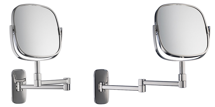 Robert Welch Burford Extendable Magnifying Mirror