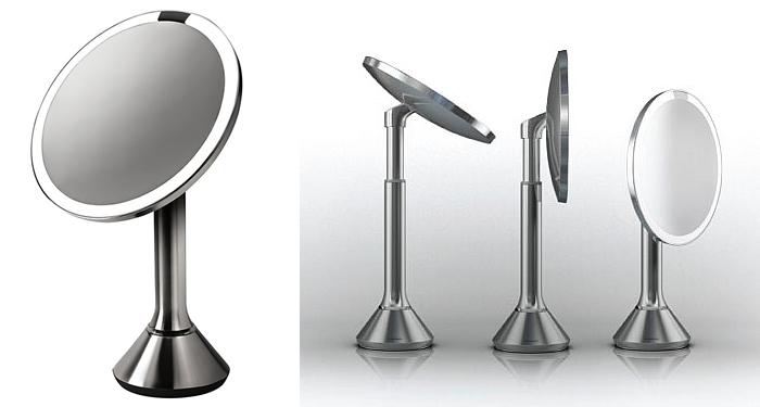 Simplehuman 20cm Sensor Mirror | BT1080