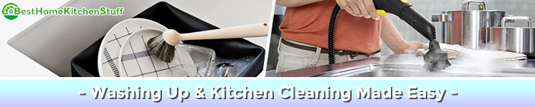 Washing Up and Kitchen Cleaning Made Easy