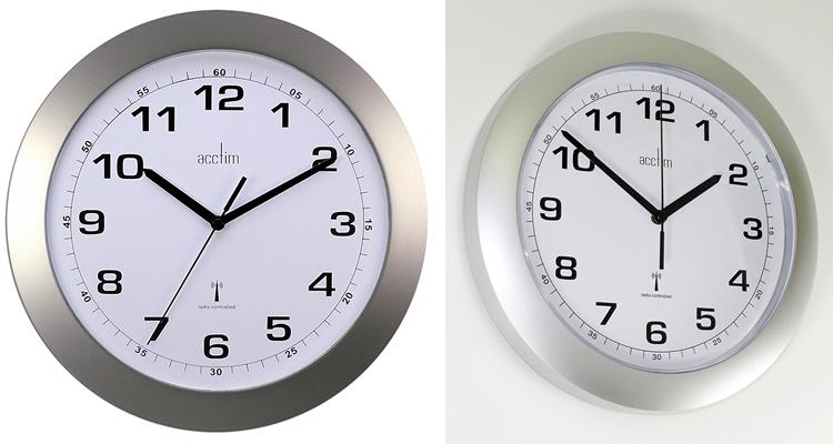 Acctim Cadiz Retro Wall Clock