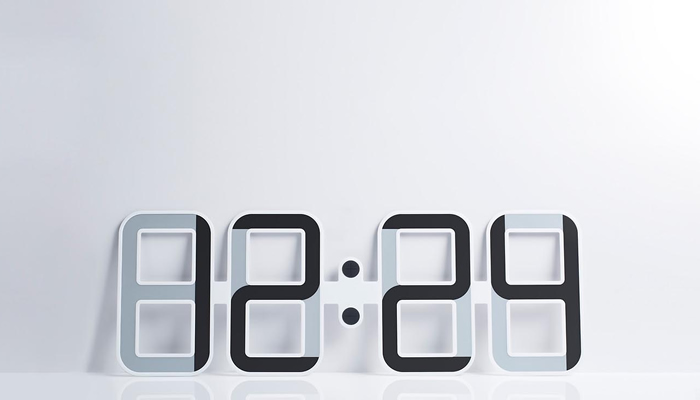 Digital Wall Clocks For the Kitchen