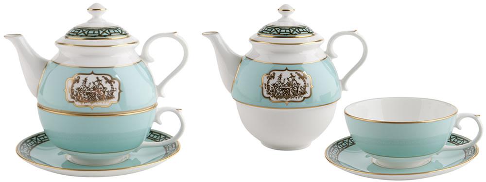 Fortnum's St James Tea for One Set