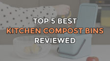 Top 5 Best Kitchen Compost Bins
