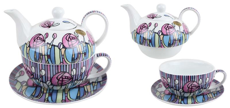 Mackintosh by Leonardo Tea For One Set