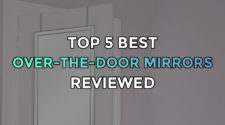 Top 5 Best Over-the-Door Mirrors