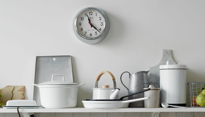 Retro Wall Clocks For the Kitchen