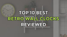Top 10 Best Retro Wall Clocks