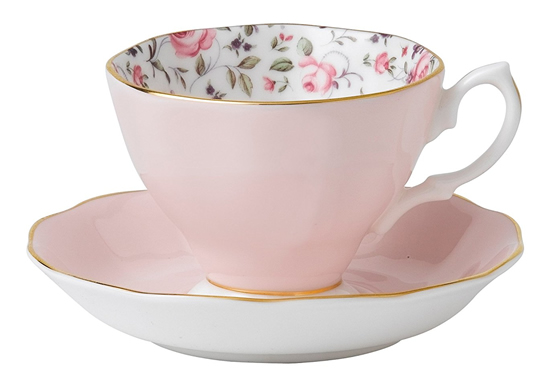 Rose Confetti by Royal Albert