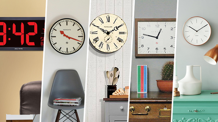 5 Best Types of Kitchen Wall Clocks