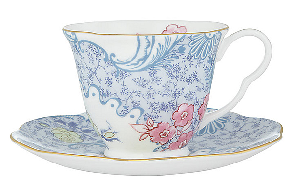 Wedgwood Butterfly Bloom Pink & Blue