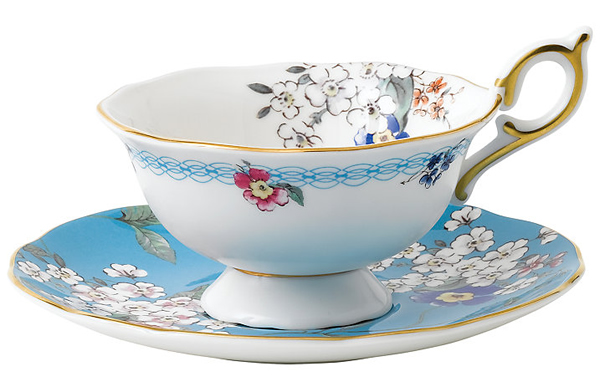 Wedgwood Wonderlust Apple Blossom