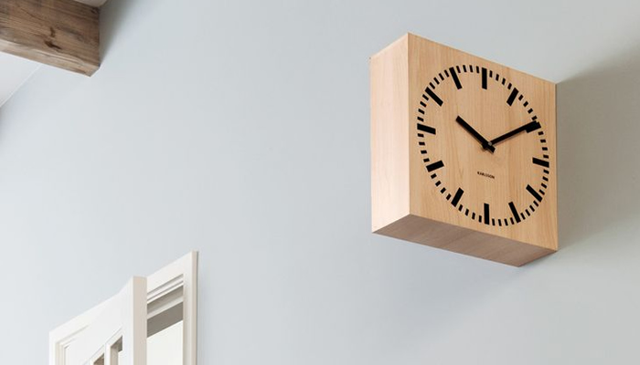 Wooden Wall Clocks For the Kitchen