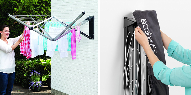 Brabantia WallFix | Indoors & Outdoors