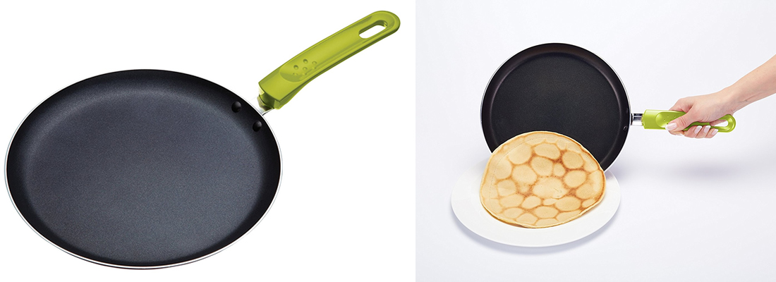 Kitchen Craft Colourworks Crepe Pan