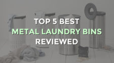 Top 5 Best Metal Laundry Bins