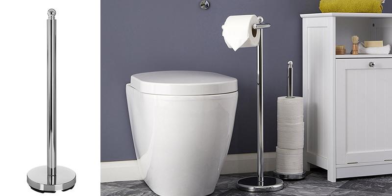 Premier Housewares Toilet Roll Storer
