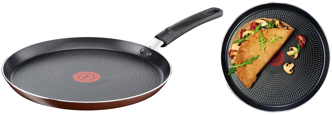 Tefal Extra Brownie Aluminium Crepe Pan