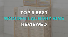 Top 5 Best Wooden Laundry Bins