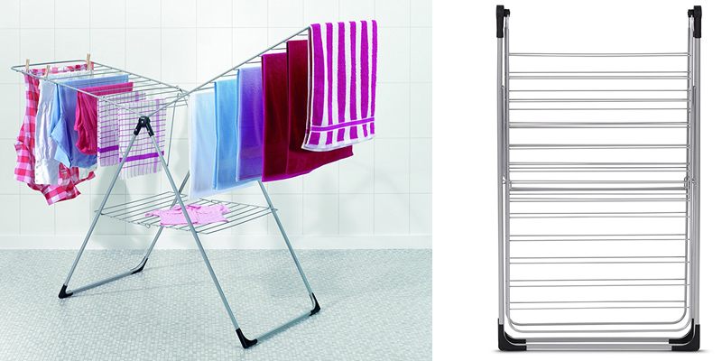 Brabantia T-Model Indoor Clothes Airer | 20m