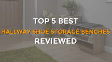 Top 5 Best Hallway Shoe Storage Benches With Seats