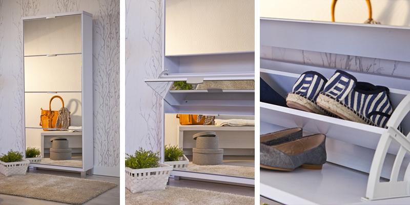 Dozier Shoe Cabinet by Hokku Designs