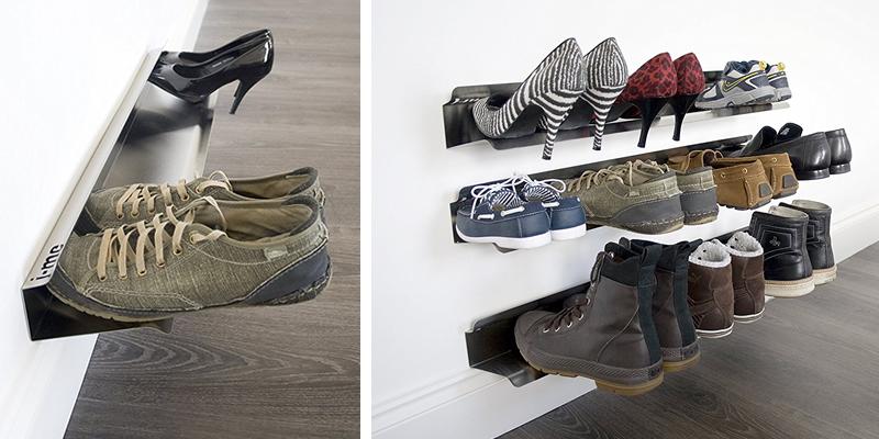 Top 5 Best Wall Mounted Shoe Racks Shoe Storage Solutions