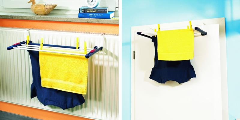 Leifheit Hanging Laundry Dryer Quartett
