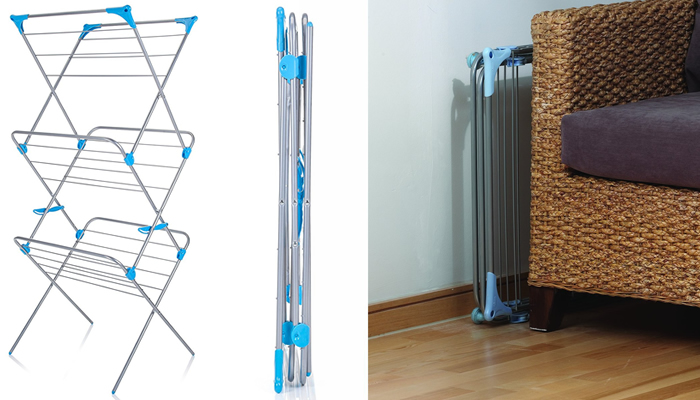 Minky 3 Tier Indoor Airer | 15m