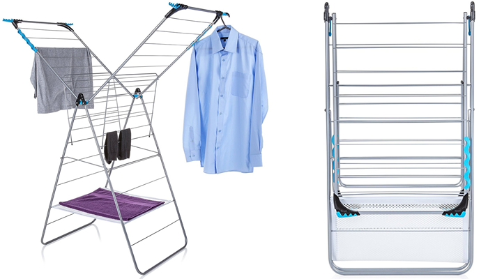 Minky Extra X-Wing Airer Indoor Airer | 24m