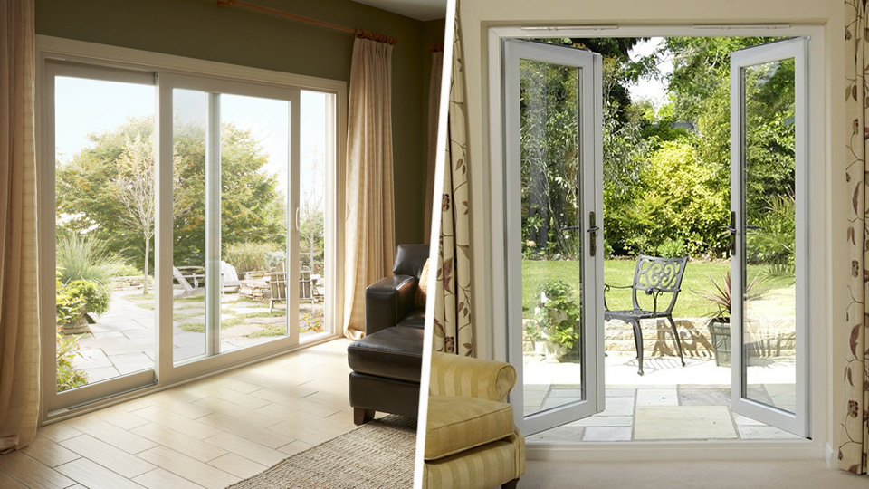 The Best Types of Patio Doors | Sliding, Bifold and French Designs