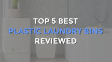 Top 5 Best Plastic Laundry Bins