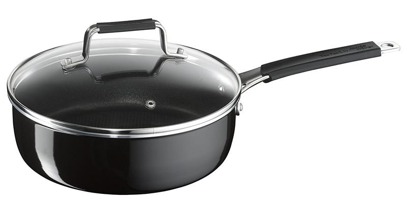 Tefal Jamie Oliver Hard Enamel Saute Pan | E6040702