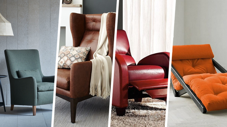 Different Types of Armchairs, Which is Best?