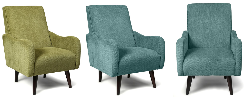 Zettle Armchair by Castleton Home
